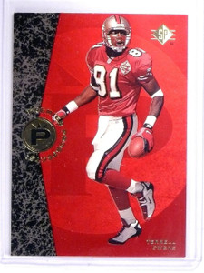 1996 Upper Deck SP Terrell Owens Rookie RC #7 *64363