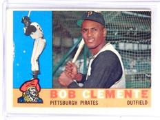 1960 Topps Roberto Clemente #326 VG *58549