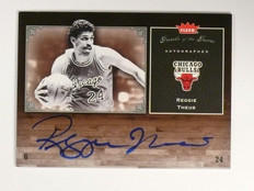 05-06 Fleer Greats Of The Game Reggie Theus autograph auto #GG-RT *46761