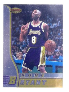 1996-97 Bowman's Best Kobe Bryant Rookie RC #R23 *64208