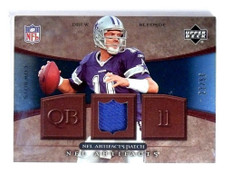 2007 Upper Deck Artifacts Tony Romo Patch #D23/50 #NFL-DB *47927