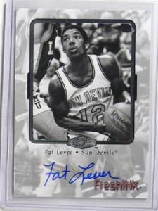 12-13 Fleer Retro Flair showcase Fresh Ink Fat lever auto autograph #SFI-FL *420