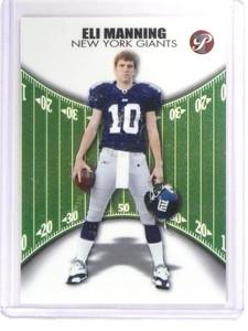 2004 Topps Pristine Eli Manning rc rookie #d954/999 #88 *52993