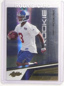2010 Panini Absolute Victor Cruz rc rookie #D181/299 #103 *52379