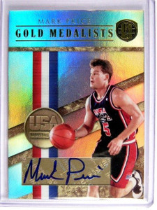10-11 Panini Gold Standard Medalists Mark Price auto #D128/180 *28071