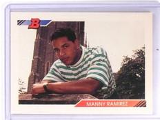 1992 Bowman Manny Ramirez Rookie RC #532 *61629