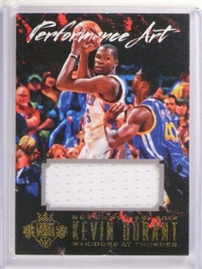 2014-15 Court Kings Kevin Durant Performance Art Jersey #D19/75 #20 *53784