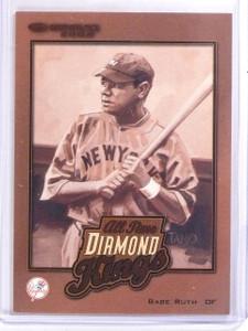 2002 Donruss All-Time Diamond Kings Babe Ruth #D1798/2500 #ATDK4 *59435