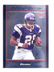 2007 Bowman Chrome Adrian Peterson Rookie RC #BC65 *64497