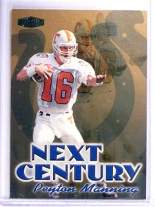1998 Ultra Next Century Peyton Manning Rookie RC #2 *64241