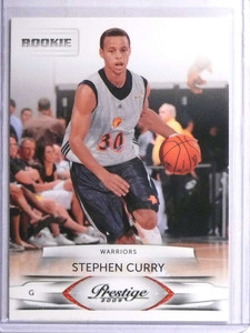 2009-10 Panini Prestige Stephen Curry rc rookie #207 *67738
