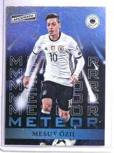 2016-17 Panini Aficionado Meteor Mesut Ozil #M-12 Very Rare! *67760