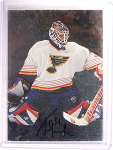 1998-99 By A Player BAP Grant Fuhr autograph auto #122 *67936