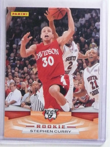 2009-10 Panini Stephen Curry rc rookie #372 *68241