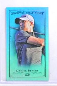 2016 Upper Deck Goodwin Champions Magician Back Daniel Berger #D10/16 *68251