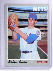 1970 Topps Nolan Ryan #712 EX *68360