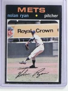 1971 Topps Nolan Ryan #513 VG-EX *68392