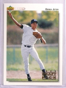 1992 Upper Deck Minors Derek Jeter rc rookie #5 *55673