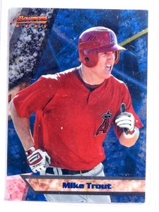 2011 Bowman's Best Mike Trout rc rookie #BBP9 *68870