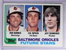 1982 Topps Cal Ripken Jr. rc rookie #21 EXMT *68944