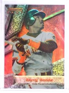1994 Bowman's Best Refractor Barry Bonds #59 *69045