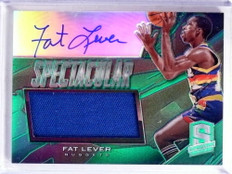 2013-14 Spectra Spectacular Fat lever autograph auto jersey #D167/199 *69009