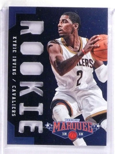 2012-13 Panini Marquee Kyrie Irving rc rookie #321 *69106