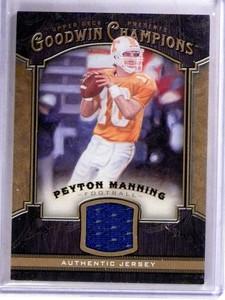 2014 Upper Deck Goodwin Champions Peyton Manning jersey #M-PM *69094