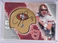 2003 Sweet Spot Signatures Jeff Garcia autograph auto #SS-JG *69167