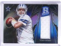 2013 Panini Spectra Blue Tony Romo jersey #D47/99 #81 *69176