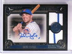 2016 Topps Museum Collection David Wright autograph auto jersey #D13/50 *69432
