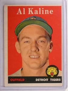 1958 Topps Al Kaline #70 VG-EX *69385
