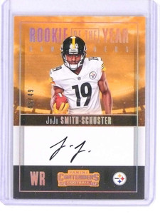 2017 Contenders Rookie oF Year Juju Smith-Schuster autograph rc /99 *69784