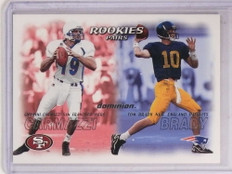 2000 Skybox Dominion Tom Brady rc rookie #234 *69762 ID: 16730