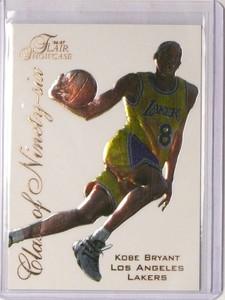 1996-97 Flair Showcase Class of Ninety-Six Kobe Bryant rc rookie #4of20 *69816