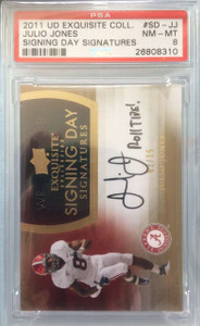 2013 National Treasures Rookie Hats off Logo Geno Smith auto patch 1/1 *69934