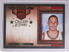 2009-10 Court Kings Gallery of Stars Black Devin Harris #D1/1 #4 *70233