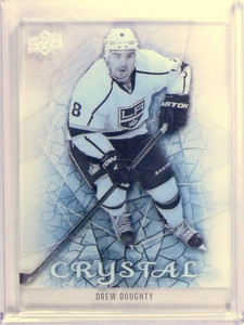 13-14 Upper Deck Trilogy Crystal Drew Doughty #C4 *48226