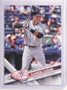 2017 Topps Update Aaron Judge Rookie RC #US99 *70251
