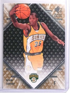 2007-08 SP Rookie Edition Kevin Durant Rookie RC #61 *70466