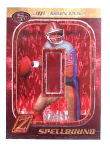 2005 Zenith Spellbound Gold Joe Montana #D092/100 #S14 *70808