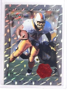 1997 Score Showcase Series Artist's Proofs Mike Alstott #98 *70922