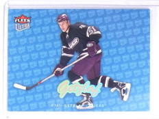 2006-07 Fleer Ultra Ice Medallion Ryan Getzlaf #D016/100 #6 *70762