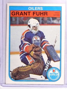 1982-83 O-Pee-Chee Grant Fuhr Rookie RC #105 *70682