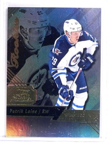 2016-17 Fleer Showcase Flair Row 0 Patrik Laine Rookie RC #50 *70858
