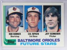 1982 Topps Cal Ripken Jr. rc rookie #21 *49467