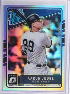 2016 Panini Donruss Optic Rated Rookie Holo Aaron Judge Rookie RC #38 *71285