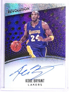 2017-18 Panini Revolution Kobe Bryant Autograph auto #AKB *71304