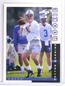 1998 Score Peyton Manning Rookie RC #233 *71464