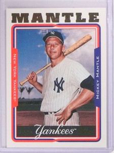 2006 Topps Mantle Collection Mickey Mantle #Mm2005 2005 *71753
